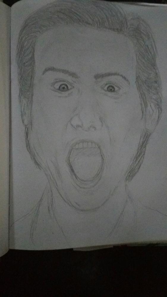 Jim Carrey by rajagopal1